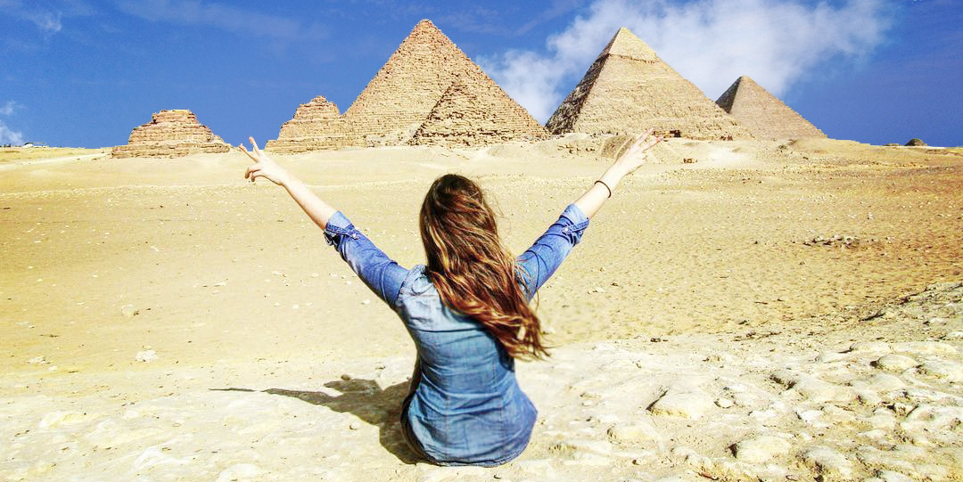 Egyptian Pyramids - Egypt Tourist Attractions - Trips in Egypt