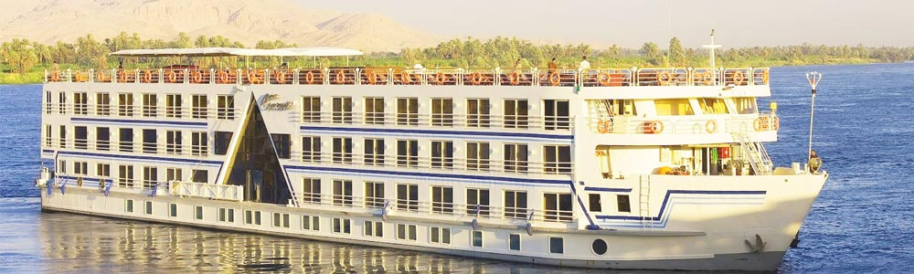 4 Days Concerto Nile Cruise From Aswan To Luxor - Trips in Egypt