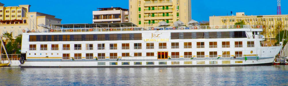 4 Days Crown Jubilee Nile Cruise From Aswan To Luxor - Trips in Egypt