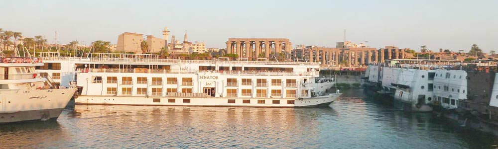 4 Days Jaz Senator Nile Cruise From Aswan To Luxor - Trips in Egypt