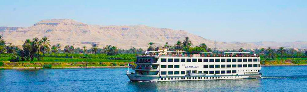 4 Days Moon Dance Nile Cruise From Aswan To Luxor - Trips in Egypt