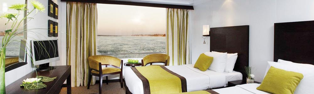 5 Days Mövenpick MS Royal Lily Nile Cruise From Luxor to Aswan - Trips in Egypt