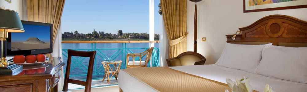 5 Days Sonesta Moon Goddess Nile Cruise From Luxor to Aswan - Trips in Egypt