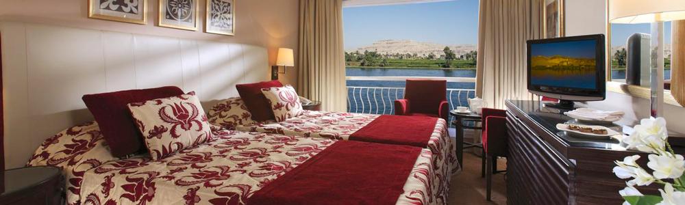 5 Days Steigenberger Minerva Nile Cruise - Trips in Egypt