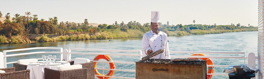 8 Days Mövenpick MS Sun Ray Nile Cruise From Luxor to Aswan - Trips in Egypt