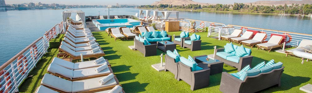 8 Days MS Acamar Nile Cruise From Aswan to Luxor - Trips in Egypt
