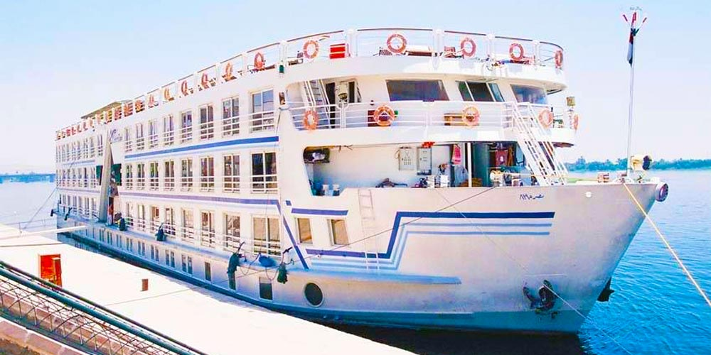 Concerto Nile River Cruise - Trips in Egypt