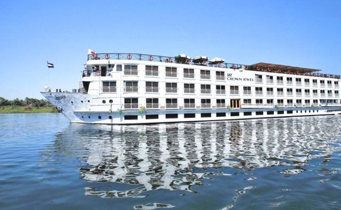 Crown Jewel Nile Cruise - Trips in Egypt