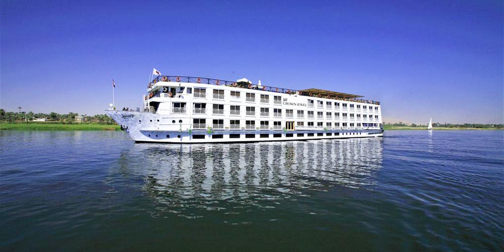 Crown Jewel Nile River Cruise - Trips in Egypt