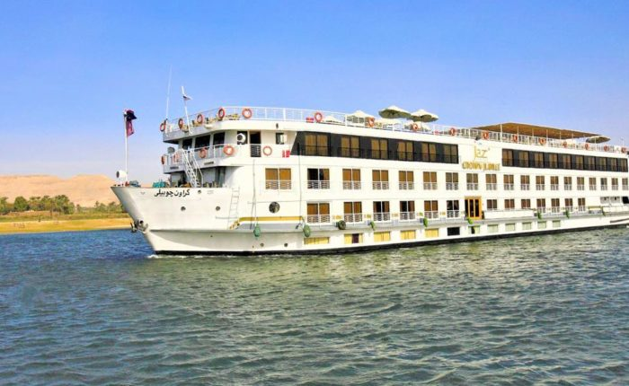 Crown Jubilee Nile Cruise - Trips in Egypt