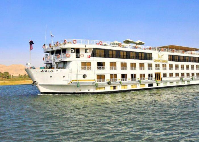 Crown Jubilee Nile Cruise - Trips in Egypt
