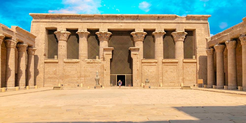 Edfu Temple - Sonesta Nile Goddess Nile Cruise - Trips in Egypt