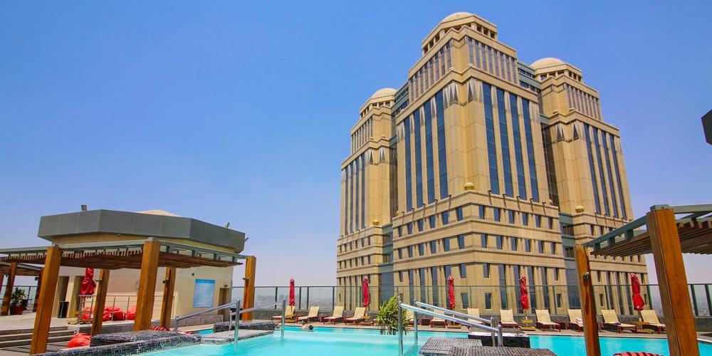 Fairmont Nile - Trips in Egypt