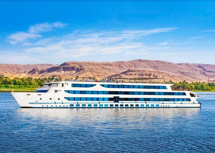 High Luxury Nile Cruises Luxor & Aswan - Trips in Egypt
