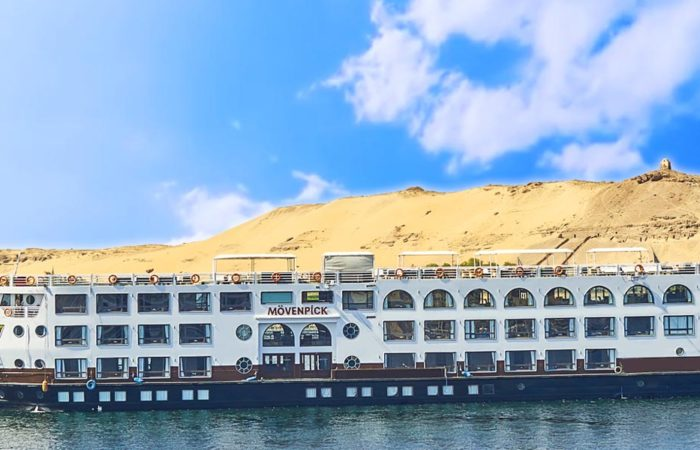 Mövenpick MS Sun Ray Nile Cruise - Trips in Egypt