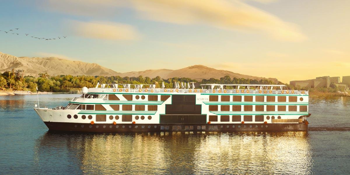 MS Acamar Nile Cruise - Trips in Egypt