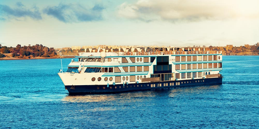 MS Acamar Nile River Cruise - Trips in Egypt