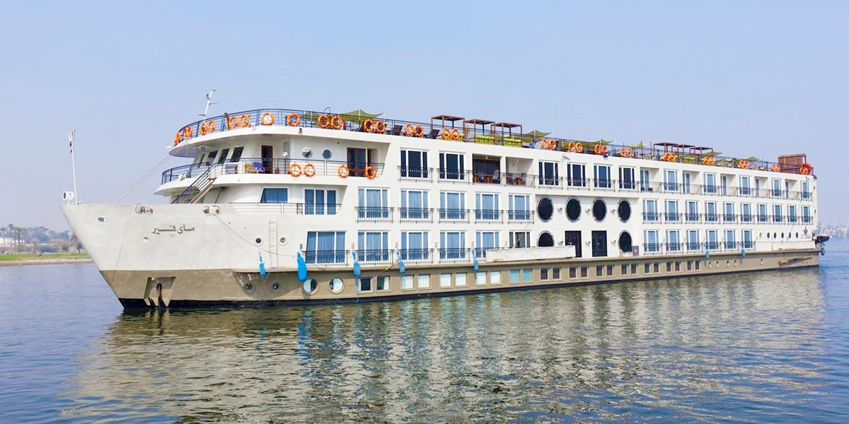MS Mayfair Nile Cruise - Trips in Egypt