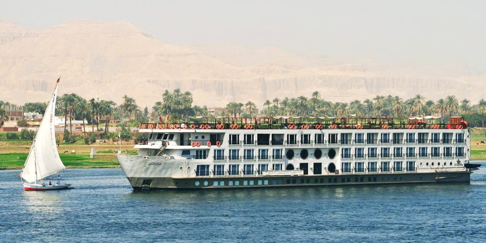 MS Mayfair Nile River Cruise - Trips in Egypt
