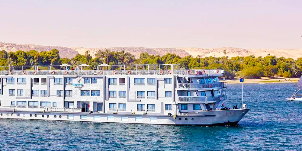 MS Tulip Nile River Cruise - Trips in Egypt