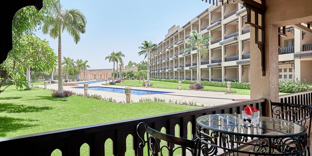 Marriott Mena House - Trips in Egypt