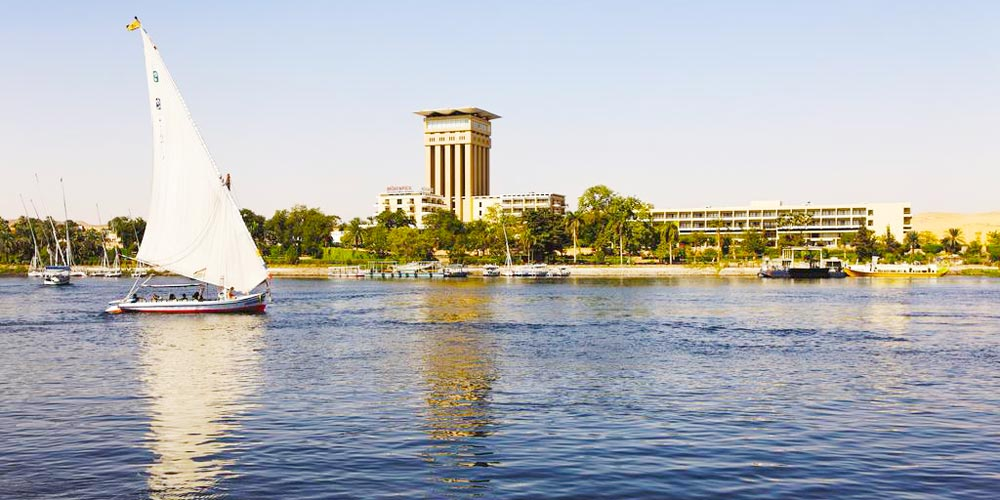 Movenpick Aswan - Trips in Egypt