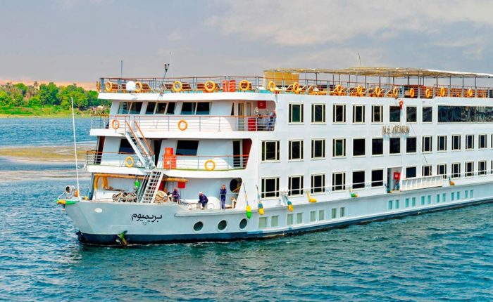Nile Premium Nile Cruise - Trips in Egypt