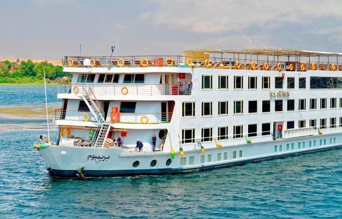 Nile Premium Nile Cruise - Trips in Egypt