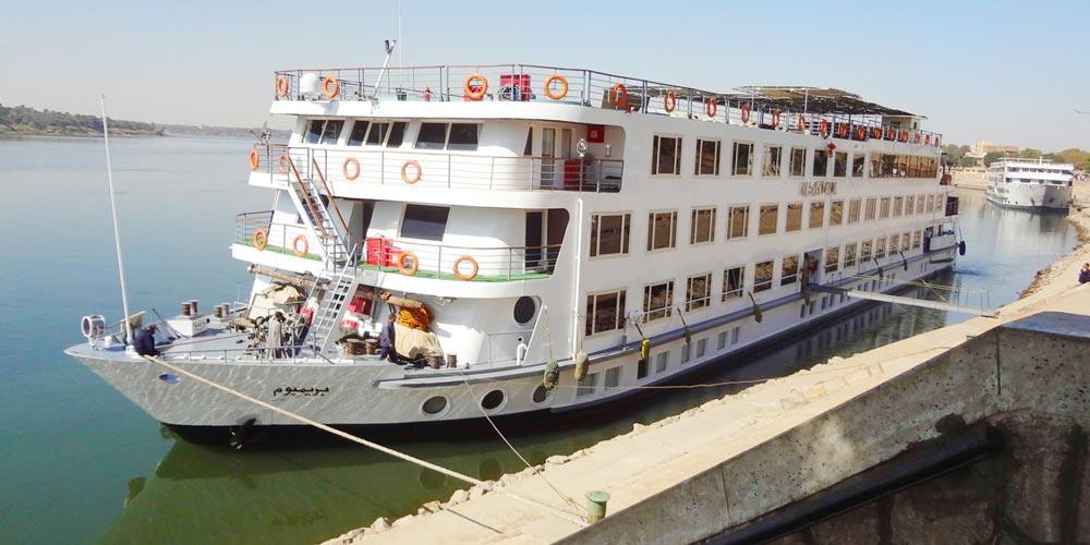 Nile Premium Nile River Cruise - Trips in Egypt