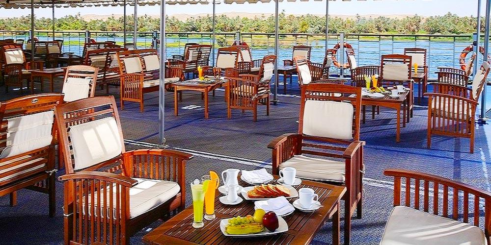 Onboard Moon Dance Nile Cruise - Trips in Egypt