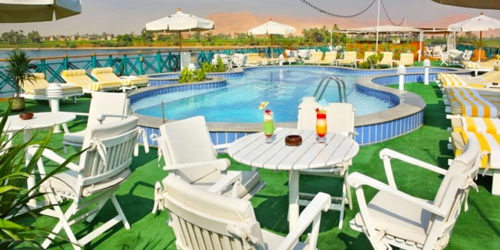 Onboard Sonesta Moon Goddess Nile Cruise - Trips in Egypt