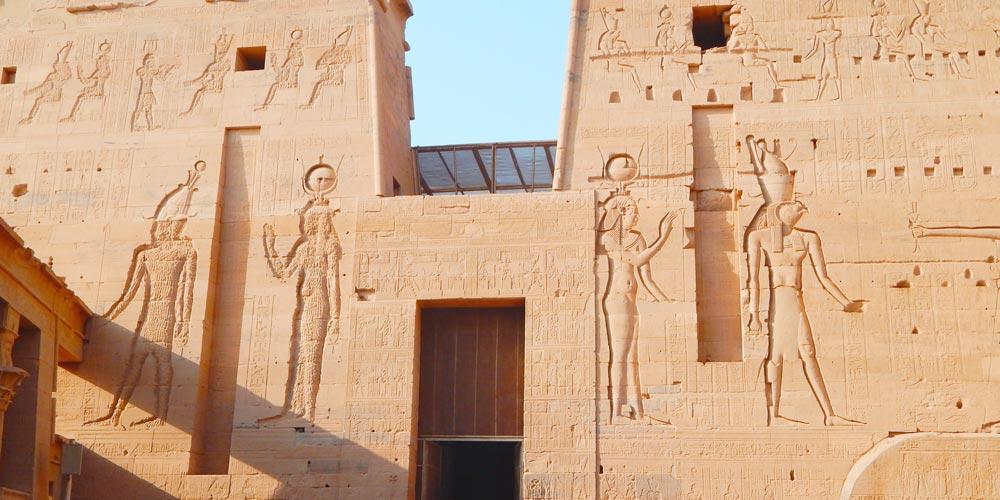 Philae Temple - Sonesta Nile Goddess Nile Cruise - Trips in Egypt