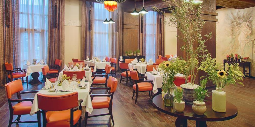 Resturant of Kempinski Cairo - Trips in Egypt