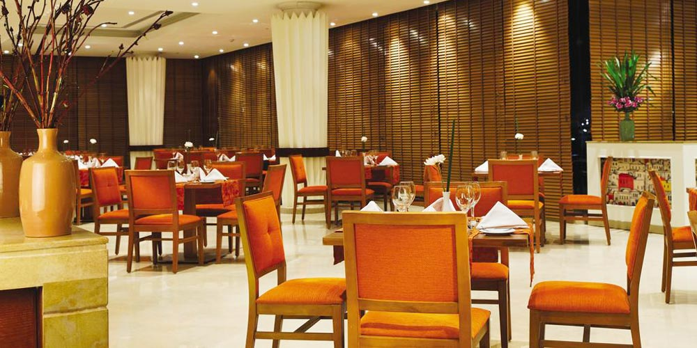 Resturant of Movenpick Aswan - Trips in Egypt