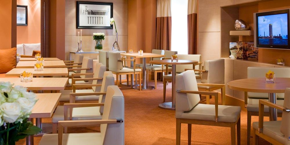 Resturant of Sofitel Cairo El Gezirah - Trips in Egypt