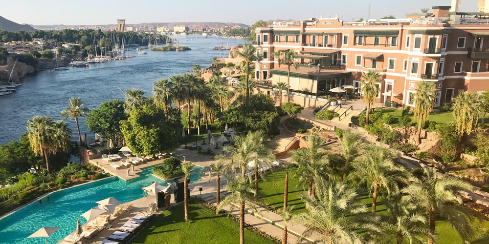Sofitel Legend Old Cataract - Trips in Egypt