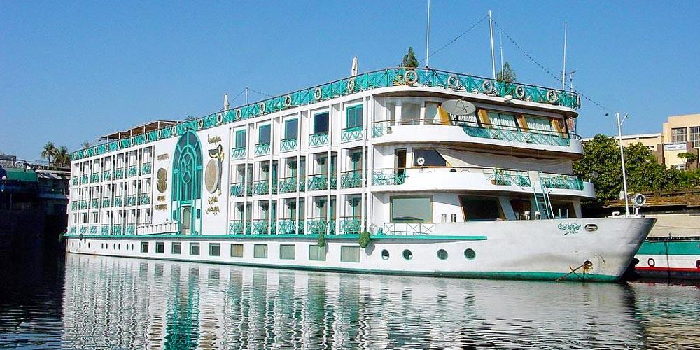 Sonesta Moon Goddess Nile River Cruise - Trips in Egypt