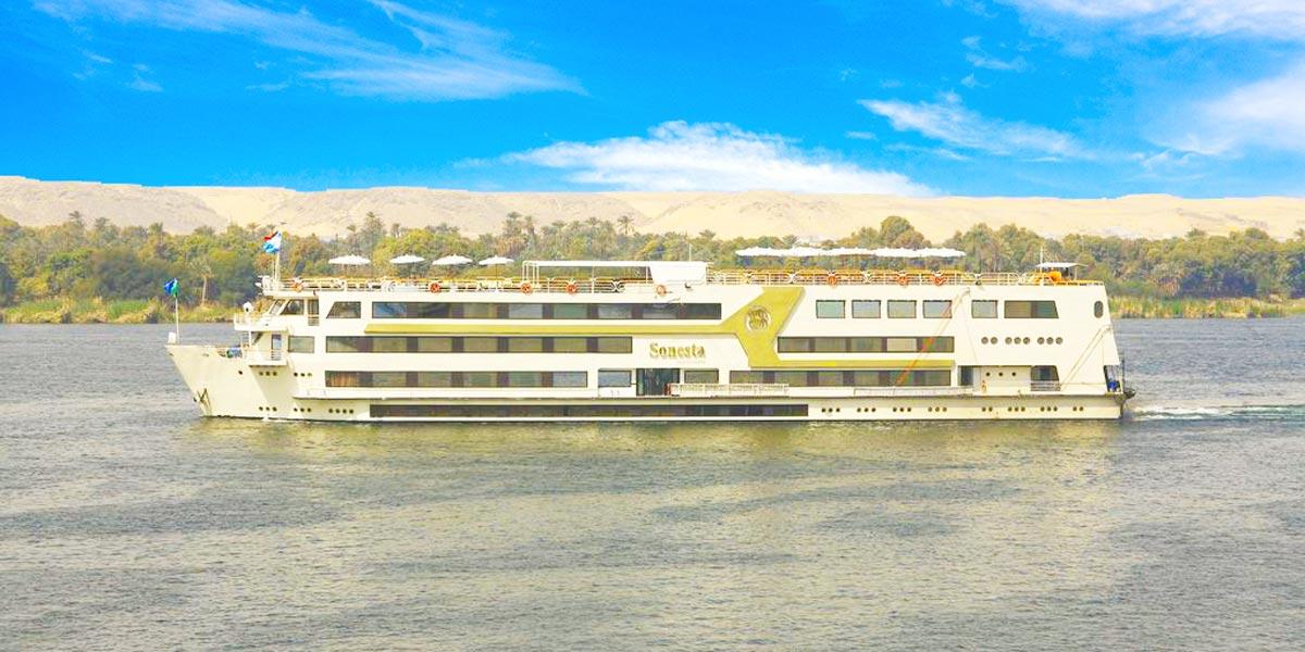 Sonesta Nile Goddess Nile Cruise - Trips in Egypt