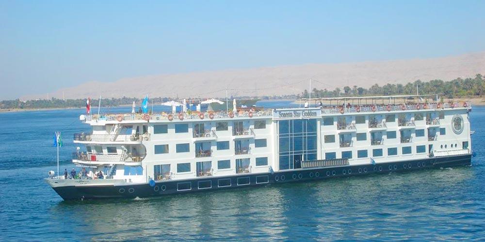 Sonesta Star Goddess Nile River Cruise - Trips in Egypt