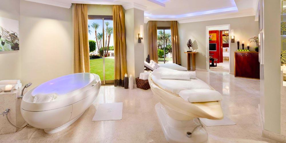 Spa Room of Hilton Luxor Resort - Trips in Eypt