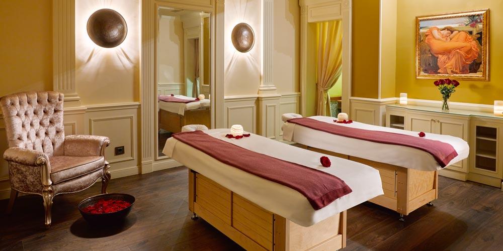 Spa Room of Kempinski Cairo - Trips in Egypt