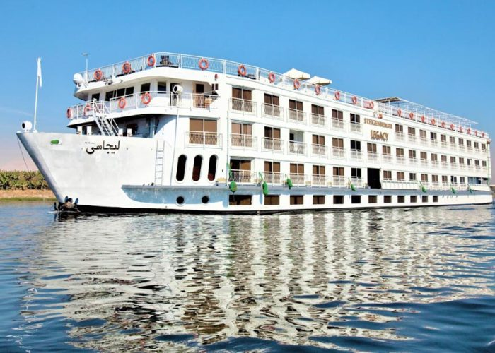 Steigenberger Legacy Nile Cruise - Trips in Egypt