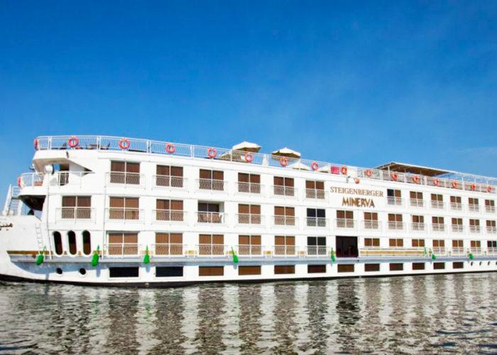 Steigenberger Minerva Nile Cruise - Trips in Egypt