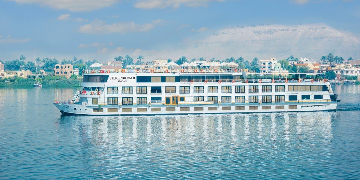 Steigenberger Regency Nile Cruise - Trips in Egypt