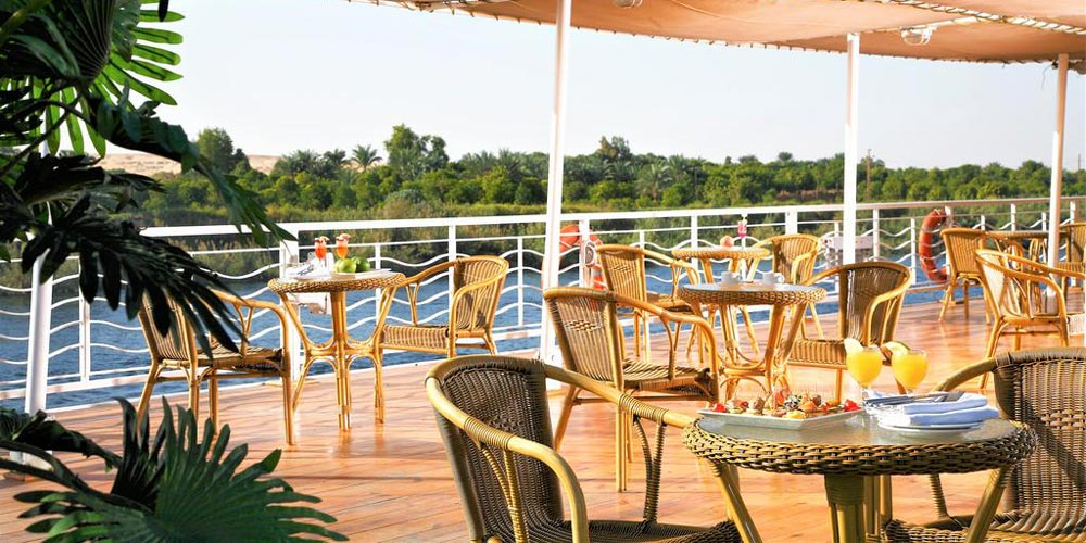 The Surface of Crown Jubilee Nile Cruise - Trips in Egypt