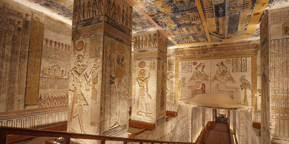 Valley of the Kings - Sonesta Moon Goddess Nile Cruise - Trips in Egypt