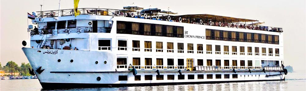 4 Days Crown Prince Nile Cruise From Aswan To Luxor - Trips in Egypt
