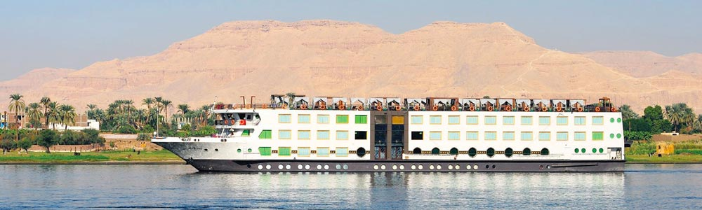 4 Days MS Esplanade Nile Cruise From Aswan - Trips in Egypt