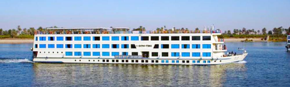 4 Days MS Kon Tiki Nile Cruise From Aswan To Luxor - Trips in Egypt