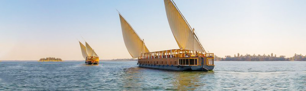 4 Days Nuun & Nuut Dahabiya Nile Cruise From Aswan - Trips in Egypt